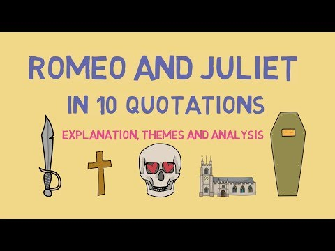The 10 Most Important Quotes in Romeo and Juliet