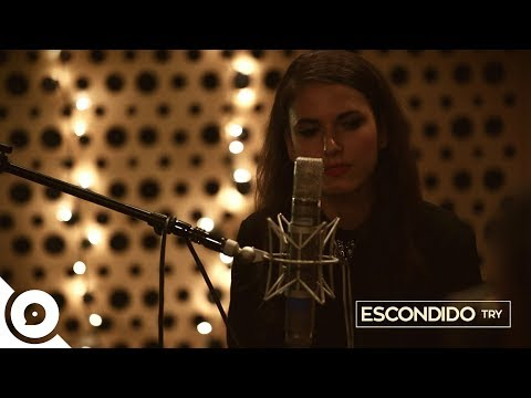 Escondido - Try   OurVinyl Sessions