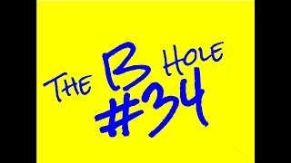The B Hole #34: Mushrooms, Street Fights, Fake Viagra & Insomnia
