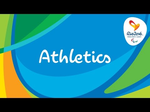 Rio 2016 Paralympic Games | Athletics Day 3
