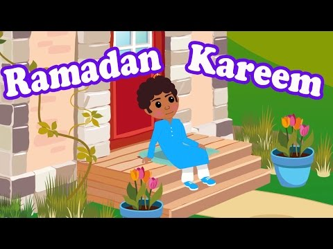 Ramadan Song | Nasheed | No Music | Islamic Song | Islamic Cartoon | Islamic Kids Videos