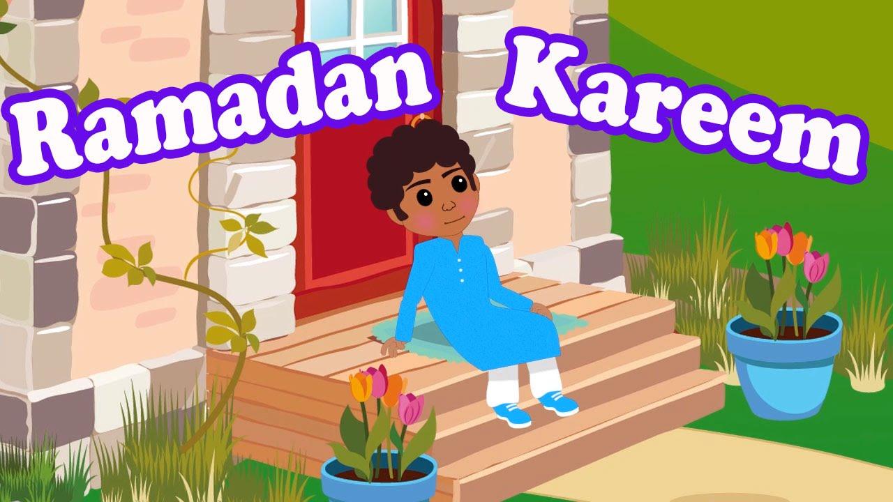 Ramadan Song | Nasheed | No Music | Islamic Song | Islamic Cartoon | Islamic Kids Videos