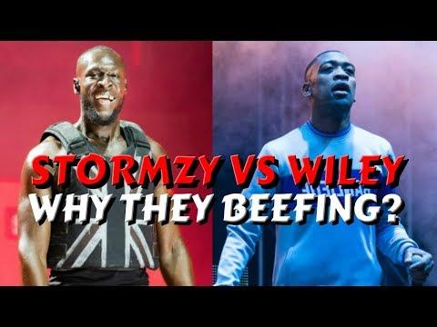 Stormzy Vs Wiley - Why They Beefing? #UKRapTalkDaily