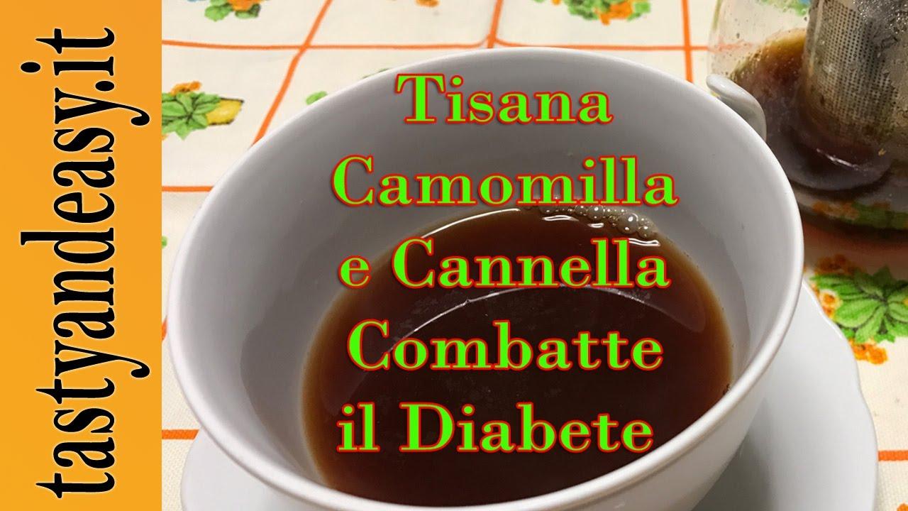 tè alla camomilla per dimagrire