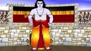 Krishna Vol 1 - Full Animated Movie - Hindi