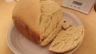 Вкуснейший белый хлеб. Готовим в хлебопечке.