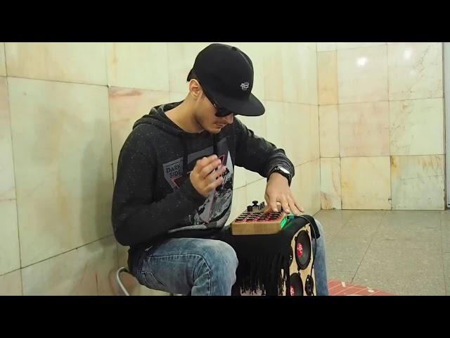 Max DetaL' aka Onminor играет в метро 2017.12.05 ВСЕ ВИДЕО
