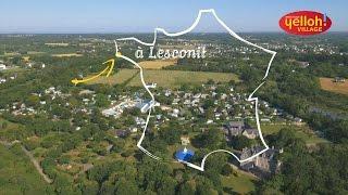 Vidéo Camping Yelloh! Village L'Océan Breton à Loctudy - Yelloh Bretagne - Camping Finistère - Océan