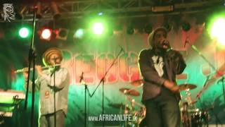 Addis Pablo & The Suns of Dub @ Reggae Jam 2014, 01.-03.08. Bersenbrück