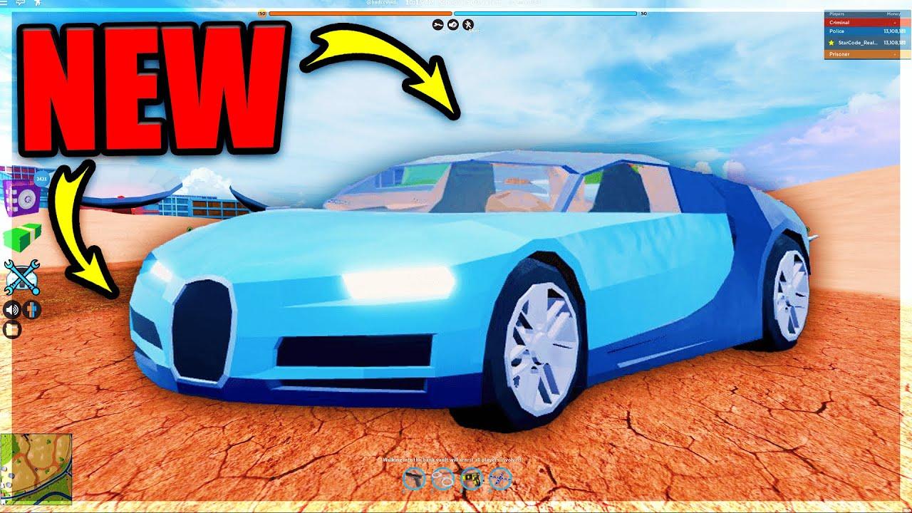 Bugatti Chiron Is Here Old Bugatti Deleted Jailbreak Youtube