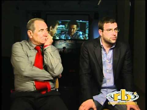 MATTEO CERAMI e VINCENZO CERAMI - intervista (Tutti al mare) - WWW.RBCASTING.COM