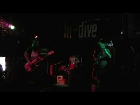 THE MUNSENS @ Electric Funeral Fest, Hi-Dive, Denver, 6.16.17