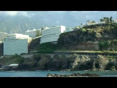 Tenerife puerto de la cruz hotels semiramis and bellavista - Hotel bellavista puerto de la cruz ...
