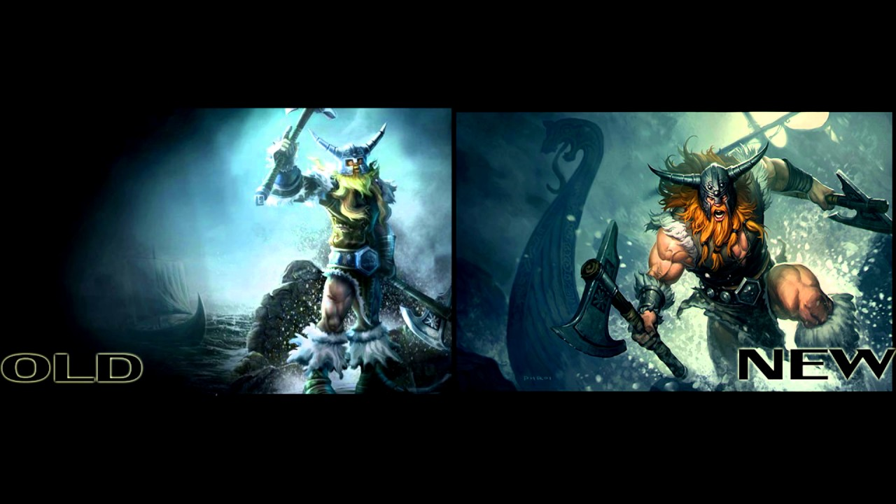 Evolution Of Champion Splash Arts In League Of Legends Youtube