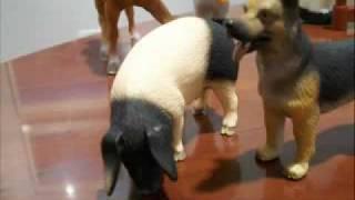 Animal Farm Propaganda- Boxer