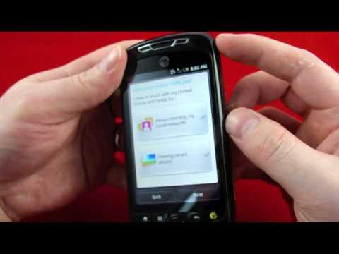 HTC myTouch 3G Slide [T-Mobile] unboxing