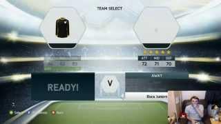 FIFA 14 DEMO Livestream!!!