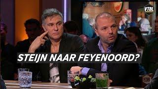 VTBL gemist? Maurice Steijn over zijn gesprek met Feyenoord