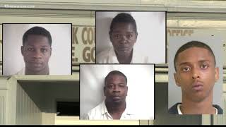 Several charged in attempted murder-for-hire