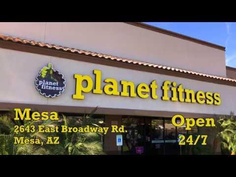Planet Fitness - Mesa, Arizona