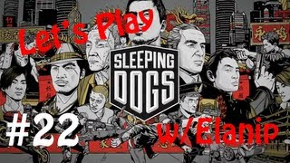 Let's Play Sleeping Dogs - Serial Killer Taking Organs From Dead People?