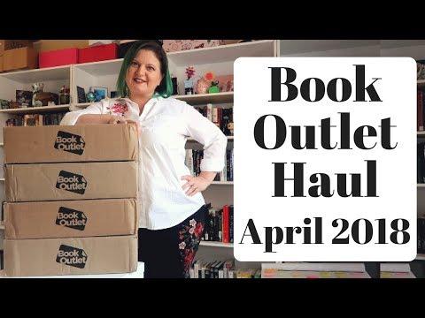 Book Outlet April Haul Part 1 & Coupon!