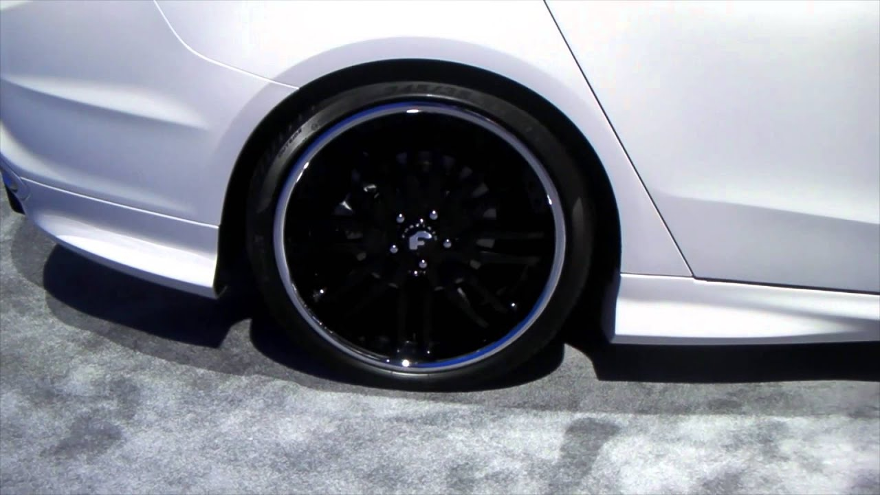 DUBSandTIRES.com 2013 Ford Fusion Review 20'' Forgiato ...