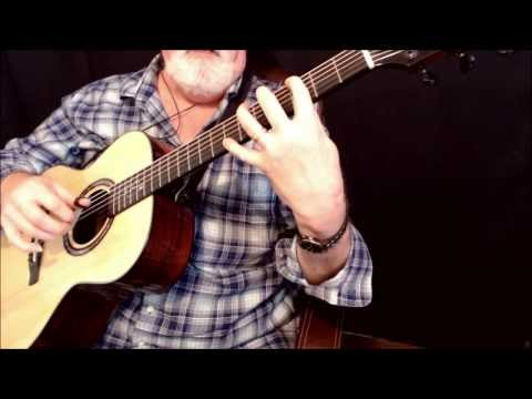 Con Te Partirò (Time to Say Goodbye) arranged for solo guitar