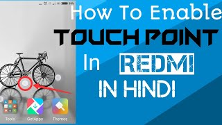 How to Enable TOUCH POINT || In Redmi Mobile Phone || by ATHARV'S TECHNICAL WORLD.