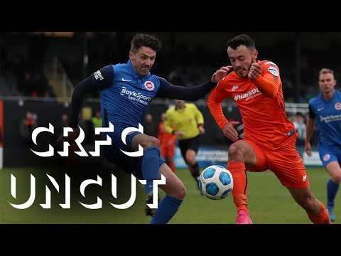 Carrick Rangers Larne Goals And Highlights