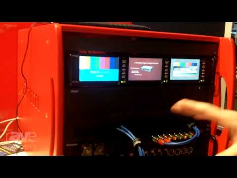 ISE 2015: Riedel Tells Us About Their Skype STX-200 Box