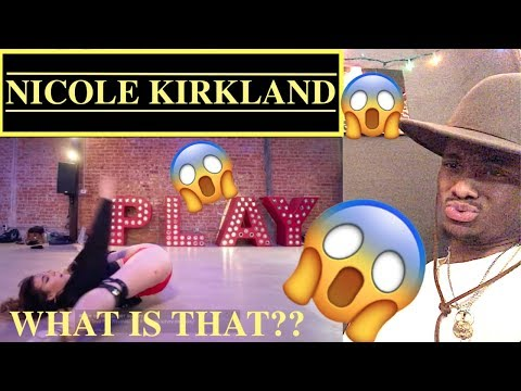 Twerk - City Girls (Feat. Cardi B) | Nicole Kirkland Choreography - ALAZON REACTION EPI 553