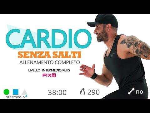 Allenamento Cardio A Casa Senza Salti: Circuito Intensoиз YouTube · Длительность: 38 мин23 с