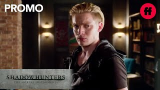 Shadowhunters 1x06 Promo Preview | Tuesdays at 9pm/8c on Freeform!