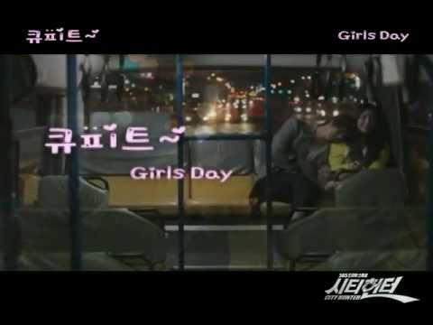 Download City Hunter OST  Girl's Day - Cupid