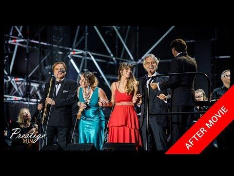 Andrea Bocelli - relacja z koncertu (Szczecin)