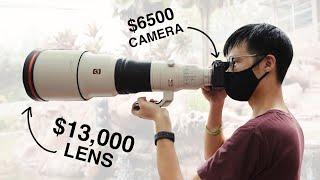 $19,500 Photography Setup! - S…