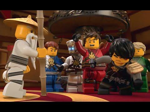 Whatever it Takes! - LEGO Ninjago - WU-CRU - YouTube