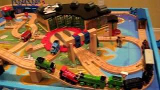 Thomas The Train Demonstration By Thomas