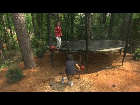 Report: Trampolines are dangerous - YouTube