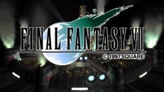 "Final Fantasy VII PC ""Remake"" 2012 Gameplay"