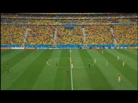 Cameroon Brazil 2014 World Cup Full Game ESPN USA Brasil