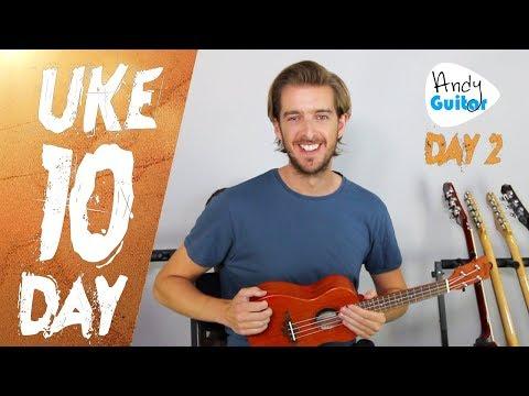 Ukulele Lesson 2 -  FREE 10 Day Ukulele Starter Course