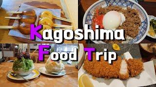 [여행vlog] Kagoshima Food Trip 2…