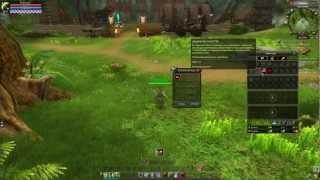 Обзор геймплея бесплатной MMORPG World of Dragons