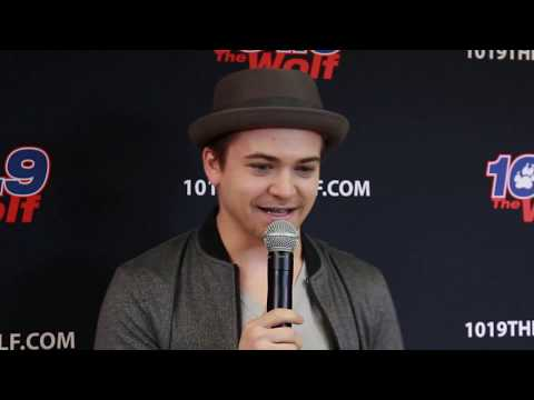 Hunter Hayes Interview Nov 2016