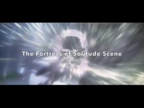"""Superman: The Movie, """"The Fortress of Solitude Scene"""""""