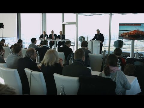 Port of Hamburg Annual Press Conference 2018