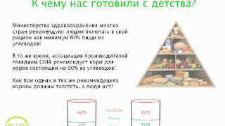 Школа правильного питания и коррекции веса. Занятие 2