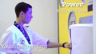 Taekwondo Experience - Youth Center Round Up - YCTV 1409